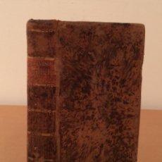 Libros antiguos: 1743 - J. VINCENTII GRAVINAE INSTITUTIONES CANONICAE - GIOVANNI VINCENZO GRAVINA. Lote 61735592
