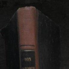 Libros antiguos: EL INGENIOSO HIDALGO DON QUIJOTE DE LA MANCHA - MIGUEL DE CERVANTES SAAVEDRA. Lote 61839864