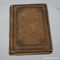 Libros antiguos: LOS PATRONOS DE LA JUVENTUD ESTUDIOSA, 1880, PEQUEÑO LIBRO ANTIGUO SIGLO XIX, RARO EJEMPLAR. Lote 61897580