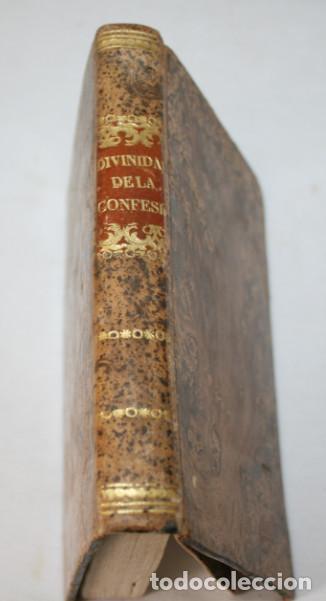 Libros antiguos: TRATADO DE LA DIVINIDAD DE LA CONFESION, MARIO AUBERT, PABLO RIERA 1851, LIBRO ANTIGUO SIGLO XIX - Foto 2 - 61899204