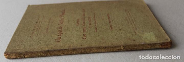 Libros antiguos: Un ápat de Jochs Florals. Cartas d'un pare, d'un fill, una mare y un rector. Soler Casas. 1904 - Foto 2 - 61904816
