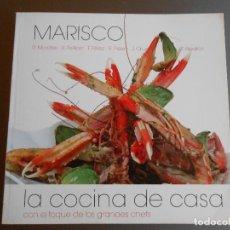 Libros antiguos: MARISCO ,LA COCINA DE CASA. Lote 61978356