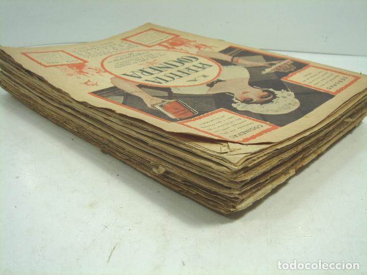Libros antiguos: LIBRO 19X ENTREGAS - LA PERFECTA COCINERA - ENCICLOPEDIA COCINA ECONOMICA - PAEZ 1928 - COLECCION - Foto 5 - 193759626
