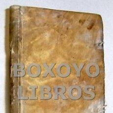 Libros antiguos: [RODRÍGUEZ CAMPOMANES]. DISCURSO SOBRE EL FOMENTO DE LA INDUSTRIA POPULAR. Lote 54552465