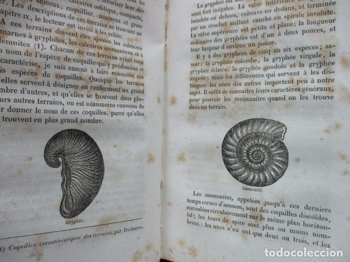 Libros antiguos: L'ART DE DÉCOUVRIR LES SOURCES. L'ABBÉ PARAMELLE. 1856. - Foto 6 - 62280776