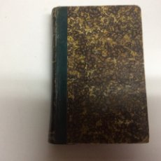 Libros antiguos: PEQUEÑO ÍDOLO / SARAH BERNHARDT , TRAD. EDMUNDO GONZÁLEZ BLANCO. Lote 62372651