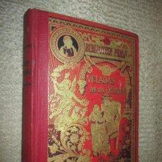 Libros antiguos: VELADAS DE LA QUINTA, POR LA CONDESA DE GENLIS, BIBLIOTECA PERLA DE EDITORIAL SATURNINO CALLEJA. Lote 62453100