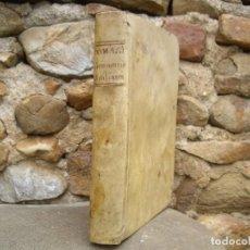Libros antiguos: P. TOMASI: GRAMATICA ITALIANA, IMP. MANUEL MARTIN 1779, MADRID. PERGAMINO. Lote 62498368
