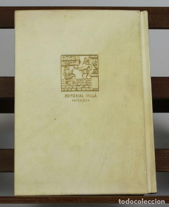 Libros antiguos: 8050 - CINC MIL REFRANYS CATALANS. EJEMPLAR Nº 93. VV. AA. EDIT. MILLÁ. 1965. - Foto 11 - 62528732