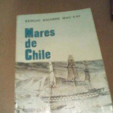 Libros antiguos: MARES DE CHILE. Lote 62640792