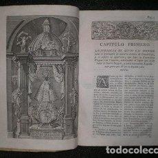 Alte Bücher - S. JOSEPH, FR. FRANCISCO: HISTORIA UNIVERSAL DE LA ... IMAGEN DE NTRA. SRA. DE GUADALUPE. 1743 - 59972555