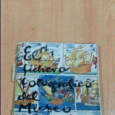Libri antichi: EL FICHERO FOTOGRAFICO DEL MUSEO NAVAL. . MADRID 1933. Lote 62752048