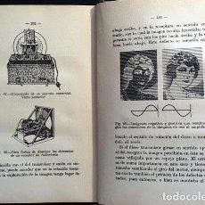 Libros antiguos: MATA: LA TELEVISIÓN. FOTOTELEGRAFIA. (MADRID, 1929) (COMIENZOS DE LA TELEVISIÓN. 1ER LIBRO EN ESPAÑ. Lote 62815256