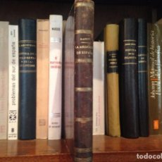 Libros antiguos: LA EMOCIÓN DE ESPAÑA. M.SIUROT. 1924- 2ª EDIC.. Lote 62989636
