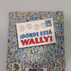 Libros antiguos: LIBRO, ¿DONDE ESTA WALLY? MARTIN HANDFORD, CIRCULO DE LECTORES. Lote 63042380