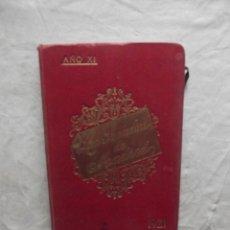 Libros antiguos: LA SOCIEDAD DE MADRID LIBRO DE LOS SALONES PARA 1921 UNICO ANUARIO MUNDANO DE ESPAÑA ( IIº AÑO ). Lote 63136156