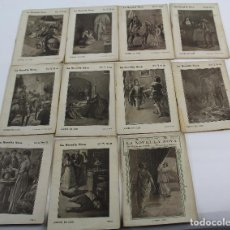 Libros antiguos: RV-150. 11 REVISTES LA NOVEL.LA NOVA. DONES DE COR.. Lote 63190580
