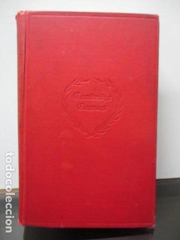 ESSAYS / RALPH WALDO EMERSON, ALREDEDOR 1906, TWO VOLUMES IN ONE. VER FOTOS. (Libros Antiguos, Raros y Curiosos - Otros Idiomas)