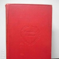Libros antiguos: ESSAYS / RALPH WALDO EMERSON, ALREDEDOR 1906, TWO VOLUMES IN ONE. VER FOTOS.. Lote 63453164