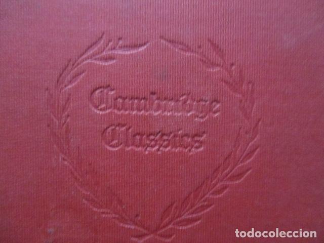 Libros antiguos: ESSAYS / RALPH WALDO EMERSON, alrededor 1906, Two volumes in one. Ver fotos. - Foto 2 - 63453164