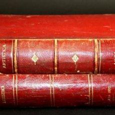 Libros antiguos: 8107 - LA ILUSTRACIÓN ARTÍSTICA. 2 TOMOS(VER DESCRIP). EDIT. MONTANER Y SIMÓN. 1892/1901.. Lote 63997811