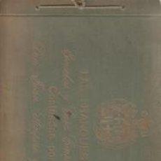 Libros antiguos: LAS FRANQUESAS VALLÈS ESCUELAS Y CASA CONSISTORIAL COSTEADAS J.SANPERA ARQUITECTURA MODERNISTA 1912. Lote 64012211