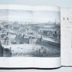 Libros antiguos: LA FRANCE ANCIENNE ET MODERNE - MARY LAFON // 1865, PARIS, MORIZOT. Lote 64017247
