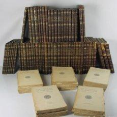 Libros antiguos: 5231. JOCHS FLORALS DE BARCELONA. 1859/1935. 78 VOL. A. BOFARRULL Y V. BALAGUER.. Lote 45403568