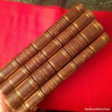 Libros antiguos: LES GRANDES DAMES, DE ARSÈNE HOUSSAYE, PARÍS, 1868,69,70, COMPLETO LOS 4 TOMOS, BIEN CONSERVADOS.. Lote 64167855