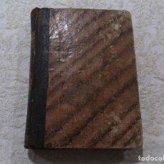 Libros antiguos: NOVÍSIMO MANUAL EPISTOLAR POR D. SANTIAGO ANGEL SAURA. 8ª EDICION, DE 1871.. Lote 64191527