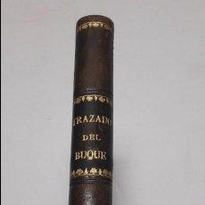 Libros antiguos: TRAZADO DEL BUQUE. - MANUEL ORBETA Y LOPATEGUI.. Lote 64300251