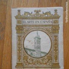 Libros antiguos: EL ARTE EN ESPAÑA, ZARAGOZA II EDICION THOMAS. Lote 64412347