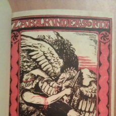 Libros antiguos: 1935 ELERTI - LITERATURA / ARTURO CAMPIÓN / EN VASCO Y CASTELLANO. Lote 64469799
