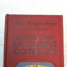 Libros antiguos: 'LA COCINA COMPLETA. Lote 64897775
