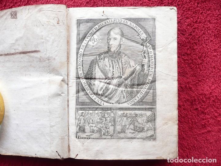 ADMIRABLE VIDA DEL VENERABLE PADRE FRANCISCO DE GERONYMO. ANTONIO DE FRIAS. 1758. JOAQUIN IBARRA. (Libros Antiguos, Raros y Curiosos - Ciencias, Manuales y Oficios - Otros)