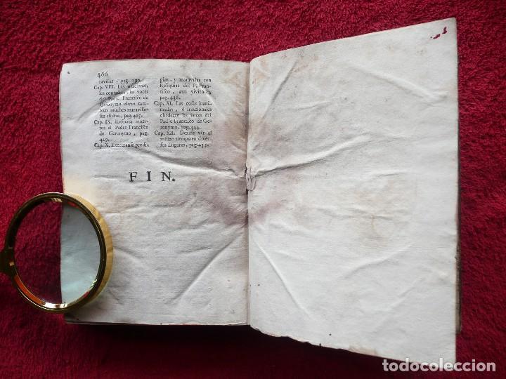 Libros antiguos: ADMIRABLE VIDA DEL VENERABLE PADRE FRANCISCO DE GERONYMO. ANTONIO DE FRIAS. 1758. JOAQUIN IBARRA. - Foto 17 - 64918699