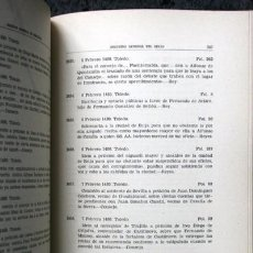 Libros antiguos: REGISTRO GENERAL DEL SELLO VOLUMEN II (1478 - JUNIO 1480) ARCHIVO GENERAL DE SIMANCAS. Lote 65032367