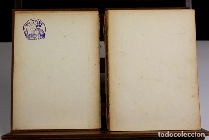 Libros antiguos: 8145 - LOTE DE 10 EJEMPLARES. (VER DESCRIPCIÓN). VV. AA. VARIAS EDITORIALES. 1936/1965. - Foto 9 - 65245251