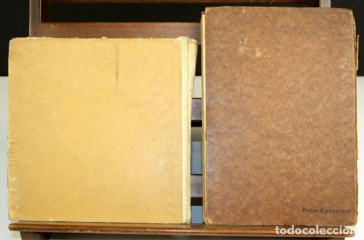 Libros antiguos: 8145 - LOTE DE 10 EJEMPLARES. (VER DESCRIPCIÓN). VV. AA. VARIAS EDITORIALES. 1936/1965. - Foto 16 - 65245251