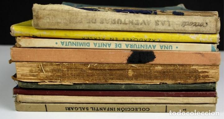 Libros antiguos: 8145 - LOTE DE 10 EJEMPLARES. (VER DESCRIPCIÓN). VV. AA. VARIAS EDITORIALES. 1936/1965. - Foto 17 - 65245251