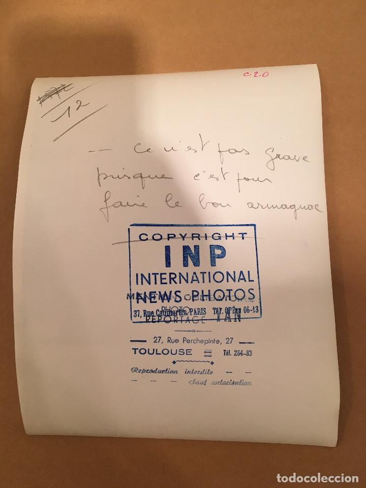 Libros antiguos: FOTOGRAFIA ANTIGUA - YAN - TOULOUSE - VENDIMIA - BARRICAS - VINO - VINOS - UVAS - ENOLOGIA - Foto 14 - 65312199