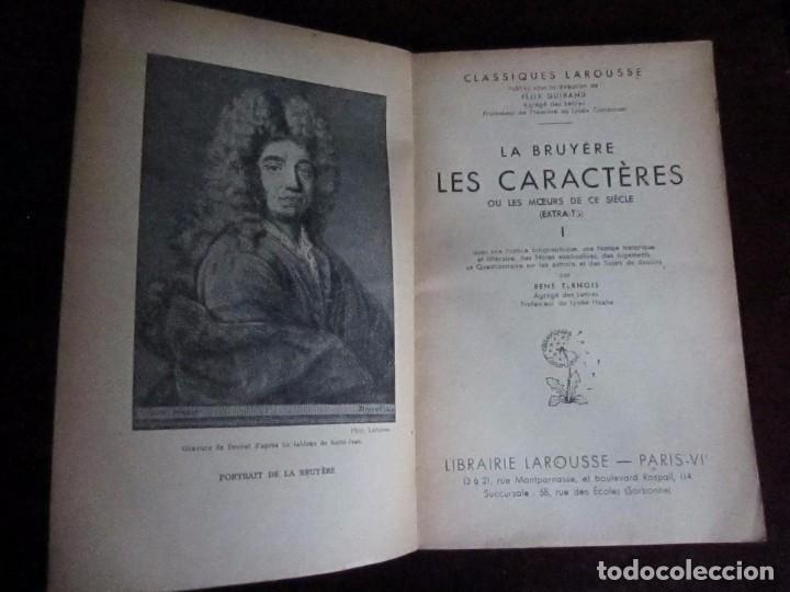 CLASSIQUES LAROUSSE, PARIS 1910- 2ª EDICION, 3 VOL (Libros Antiguos, Raros y Curiosos - Otros Idiomas)