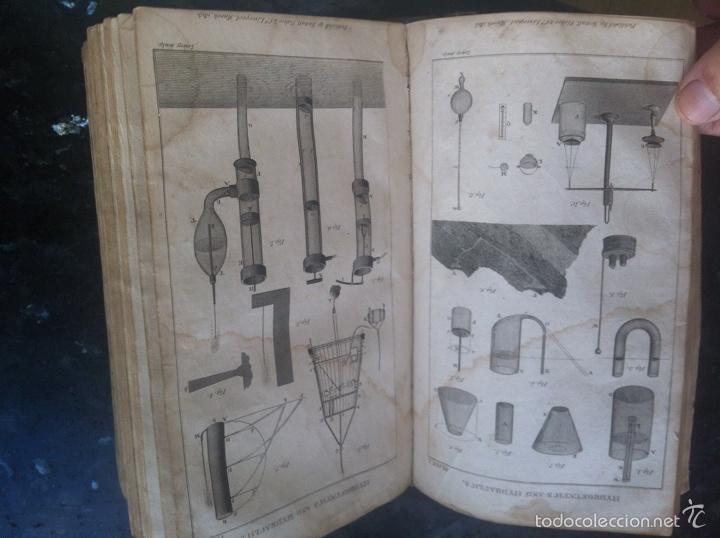 Libros antiguos: The panorama of Sciencie and art - Foto 3 - 65659385