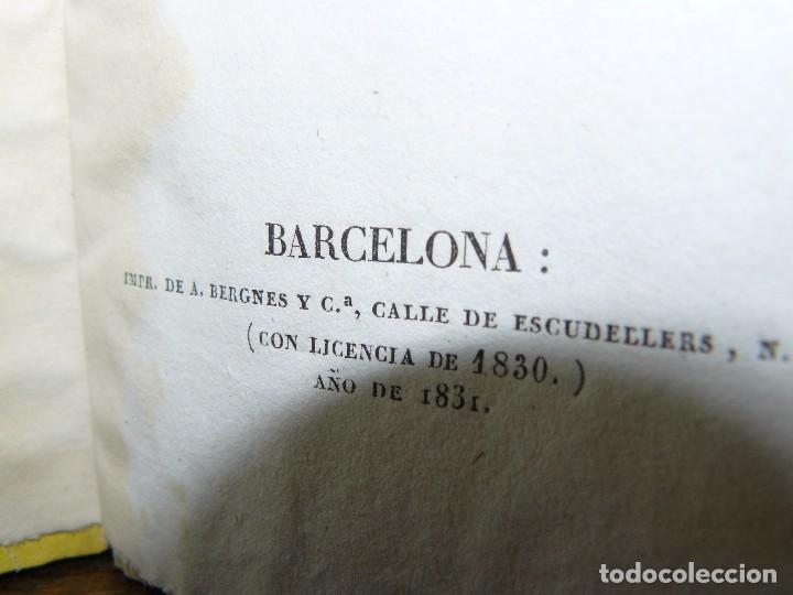 Libros antiguos: COMPENDIO DE LA HISTORIA UNIVERSAL DE ANQUETIL, TOMOS II y III. 1831 - Foto 9 - 65954142
