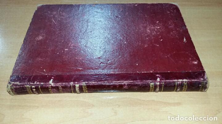 Libros antiguos: TURBINAS MARINAS, J CORNEJO Y V BALIÑO, FERROL LA CORÚÑA 1912. CONTIENE NUMEROSAS FIGURAS - Foto 5 - 66009674