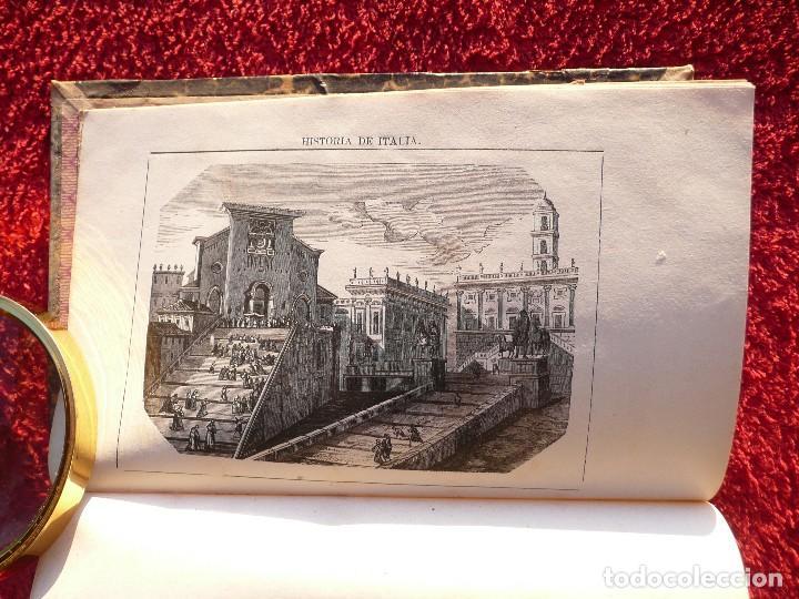 Libros antiguos: HISTORIA DE ITALIA. JULIO ZELLER. JUAN BELZA, TOMO I . EDIT. PLUS ULTRA. BARCELONA. 1858 - Foto 8 - 66135166