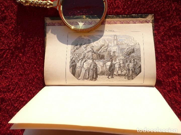 Libros antiguos: HISTORIA DE ITALIA. JULIO ZELLER. JUAN BELZA, TOMO I . EDIT. PLUS ULTRA. BARCELONA. 1858 - Foto 11 - 66135166