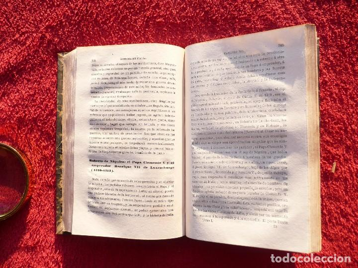 Libros antiguos: HISTORIA DE ITALIA. JULIO ZELLER. JUAN BELZA, TOMO I . EDIT. PLUS ULTRA. BARCELONA. 1858 - Foto 12 - 66135166