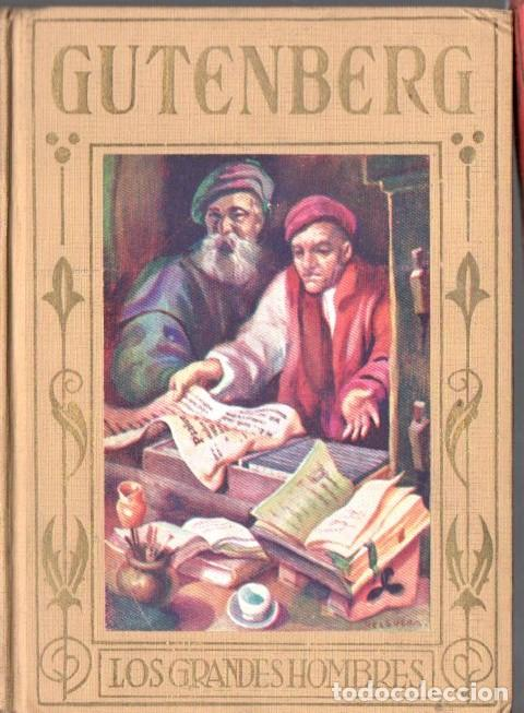 GUTENBERG (ARALUCE, C. 1930) (Libros Antiguos, Raros y Curiosos - Literatura Infantil y Juvenil - Otros)