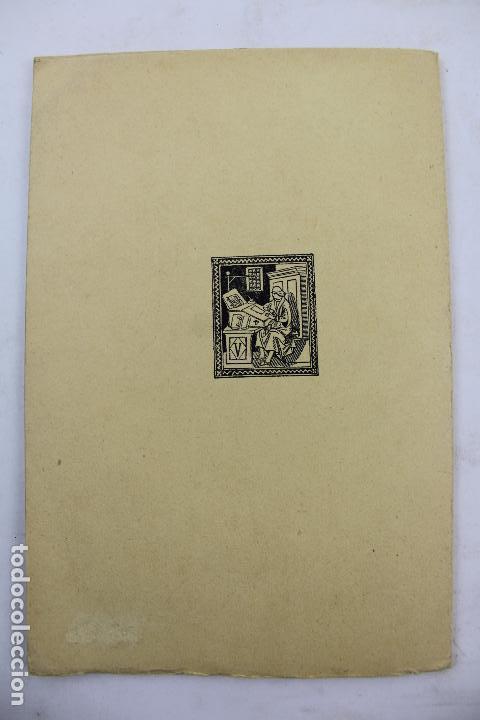 Libros antiguos: L- 4159. LOS QUE NO LEEN A CERVANTES, L. CARLOS VIADA Y LLUCH. 1935. - Foto 5 - 66222838